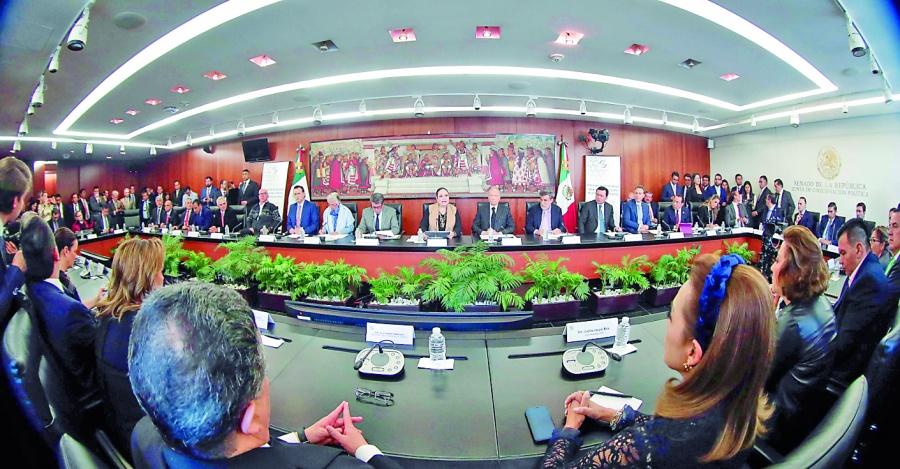 Posponen entrega de iniciativas de justicia penal para 1 de febrero