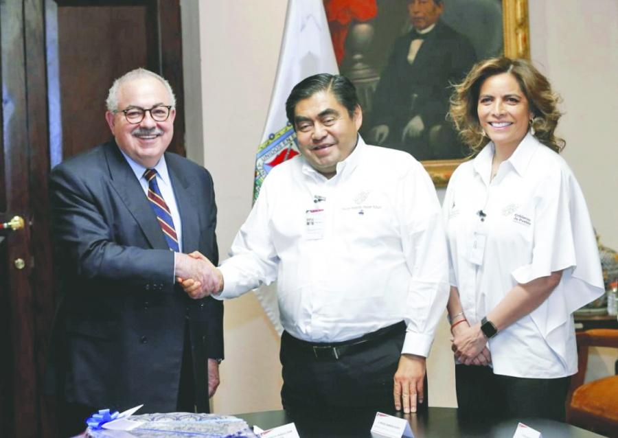 Crece a 57% inversión alemana en Puebla