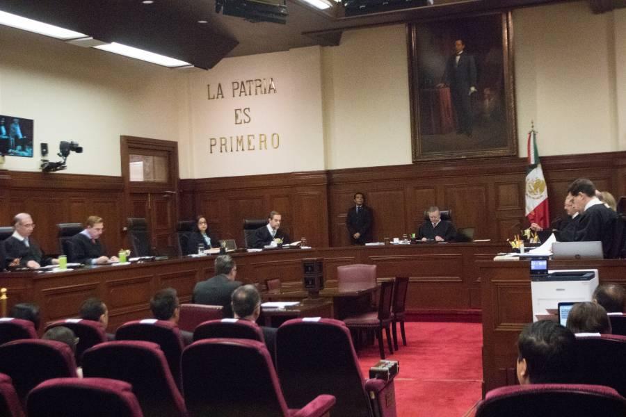 INCOSNTITUCIONAL AUMETAR ETANOL EN GASOLINAS MAGNA Y PREMIUM POR AFECTAR CALIDAD DEL AIRE