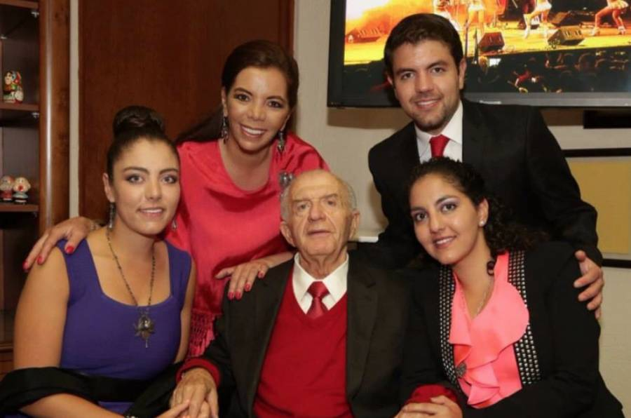 Fallece el padre del diputado Ernesto Nemer; será velado en Toluca