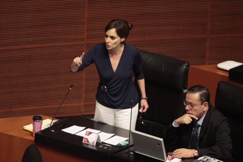 TEPJF revoca amonestación a Ricardo Monreal y la petición para separar a senadora Téllez