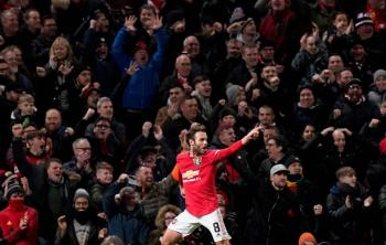 Manchester United elimina al Wolverhampton de Jiménez en la FA Cup