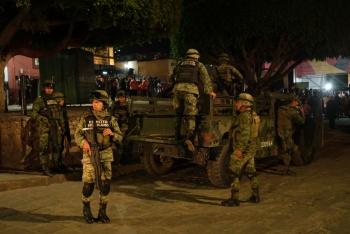 Jornada violenta deja 12 muertos en Guanajuato