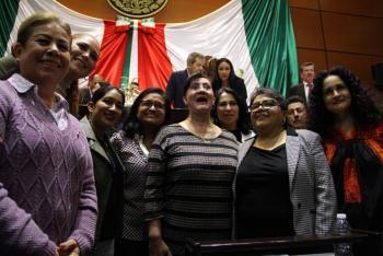 Raquel Buenrostro, ratificada al frente del SAT