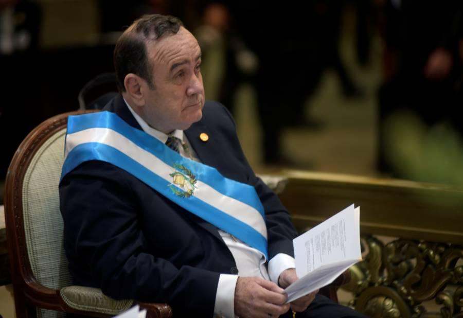 Guatemala rompe relaciones con Venezuela