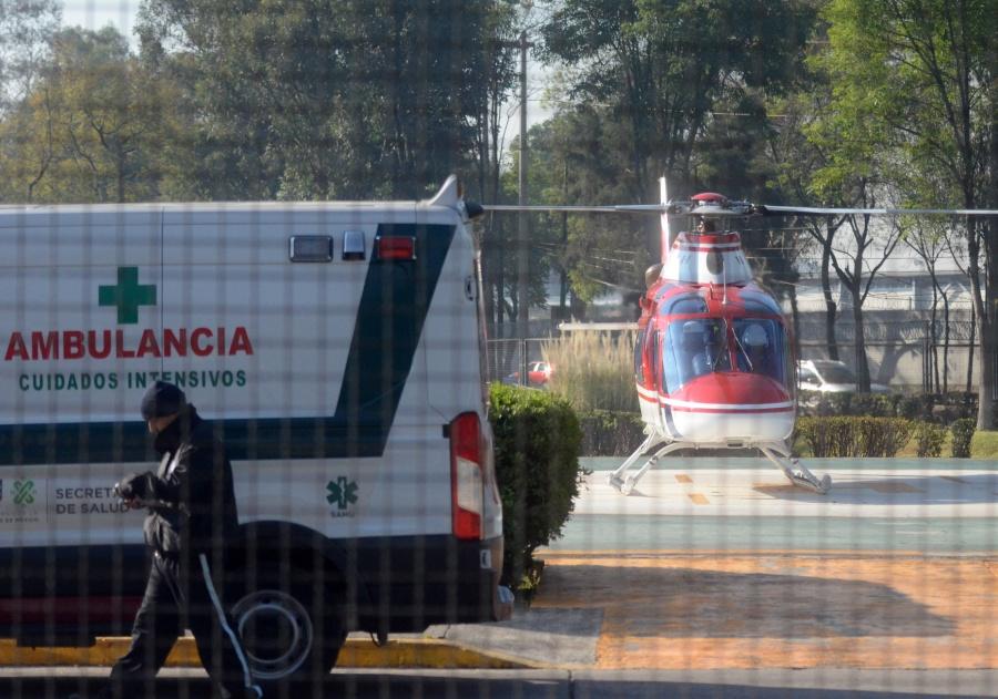 Exige pan informar sobre estado de ambulancias