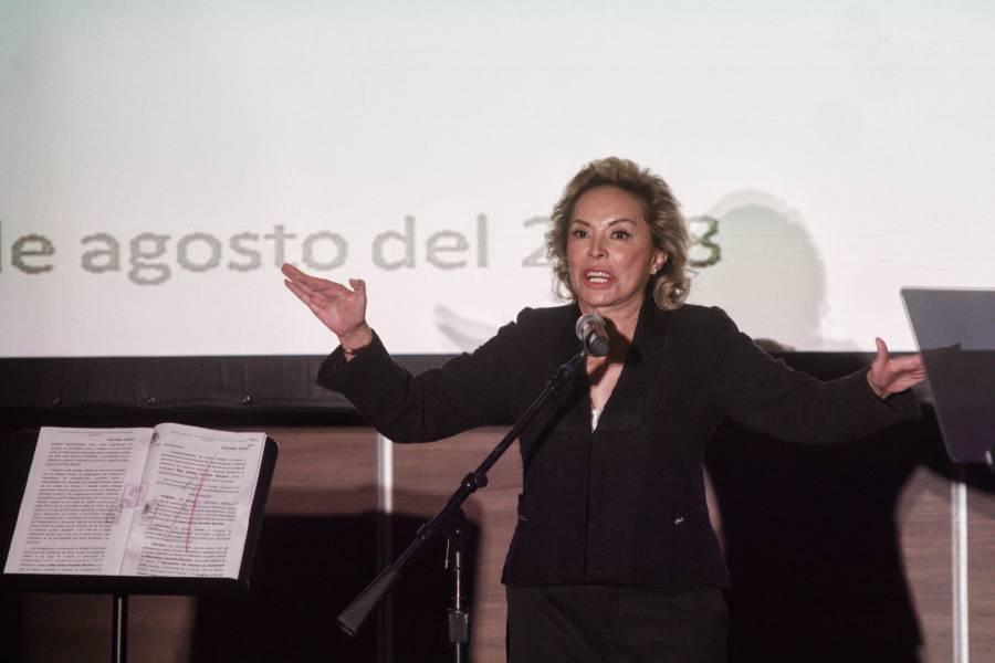 Elba Esther comparte video de AMLO sobre sus aspiraciones de retornar al SNTE