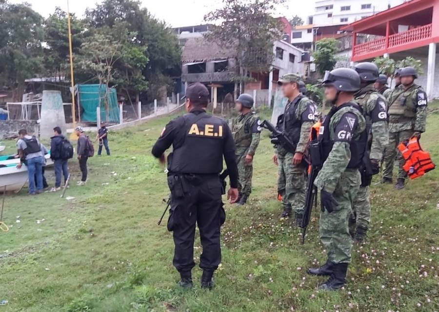 Hallan siete fosas clandestinas en San Pedro Ixcatlán, Oaxaca