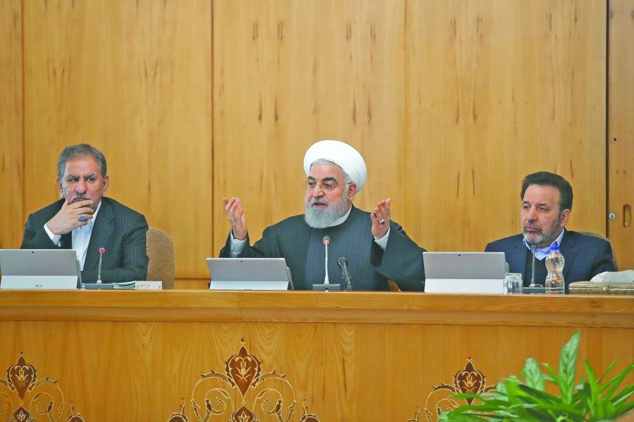 "Irán ""no quiere guerra con Estados Unidos"""