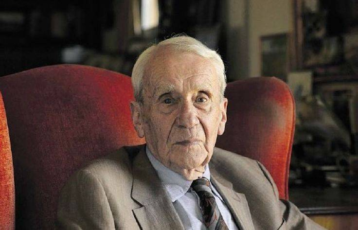 Muere Christopher Tolkien, el hijo de J. R. R. Tolkien