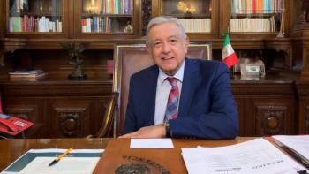 Celebra AMLO aprobación del T-MEC por el Senado de EU