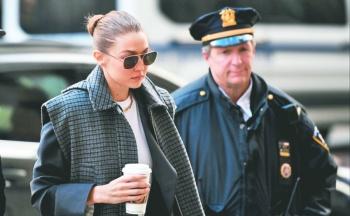 Dejan fuera del jurado a la supermodelo Gigi Hardi