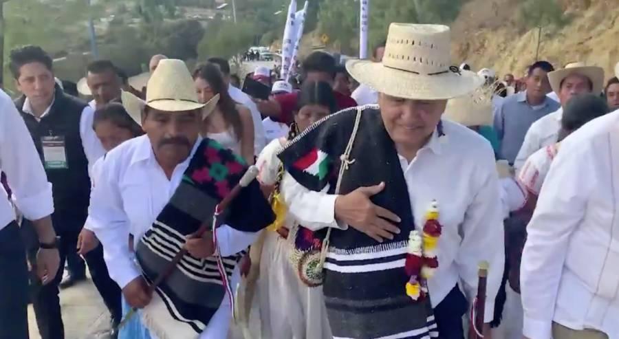 El presidente Andres Manuel compartió en redes