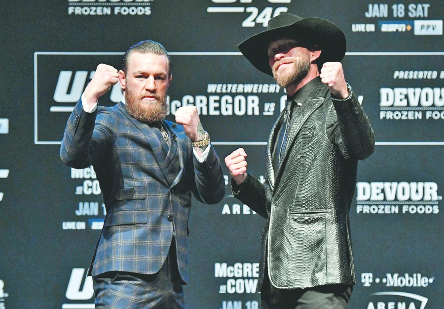 Conor Mcgregor vuelve a la UFC por históricos 5 mdd