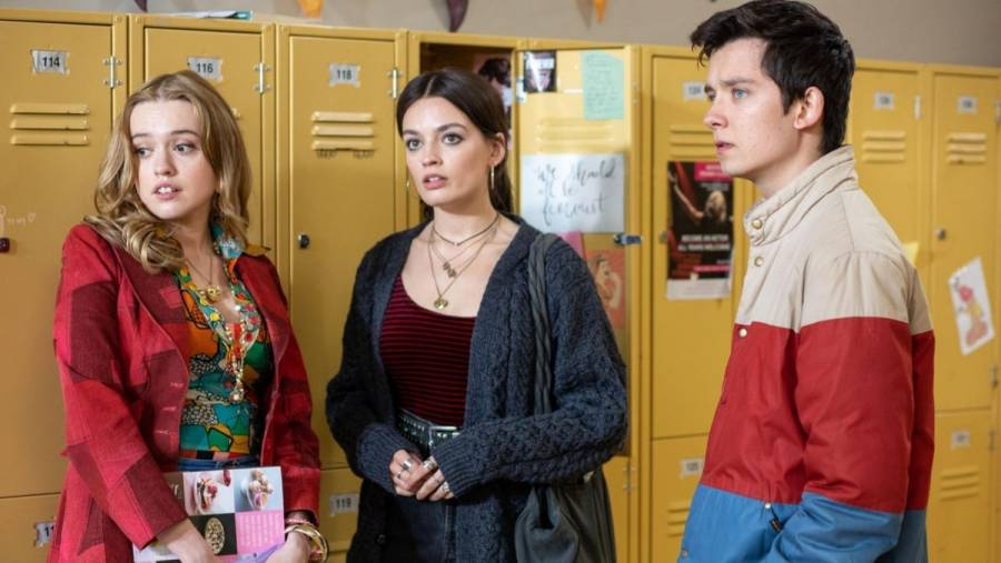 "Netflix estrena la segunda temporada de ""Sex Education"""