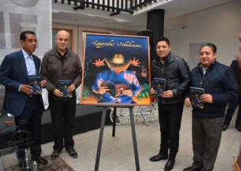 """Presentan el libro """"Leyendas Soledenses"""