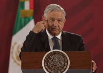 Dinero de avión presidencial será para hospitales: AMLO