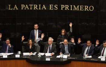 ...Y Pompeo aplaude decisión de los senadores de su país