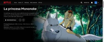 Studio Ghibli llega a Netflix