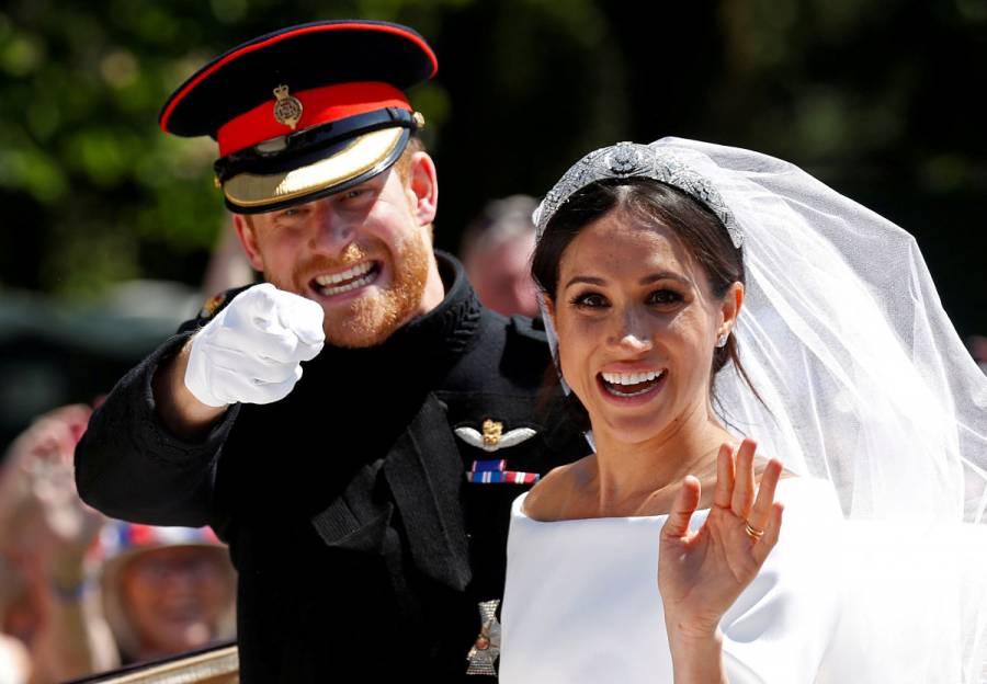 Harry y Meghan ya no serán miembros activos de la familia real