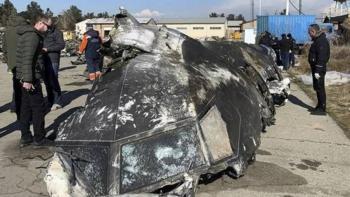 Enviarán a Ucrania las cajas negras del avión derribado en Irán