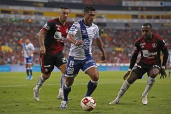 Puebla debuta en el Clausura 2020 venciendo al Atlas