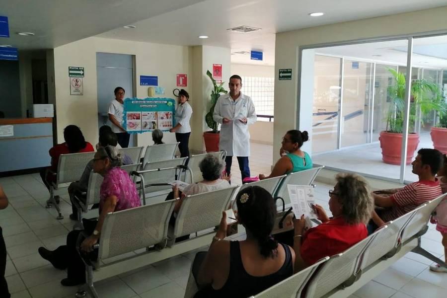Prioridad, regularizar los servicios de salud a nivel nacional: ISSSTE