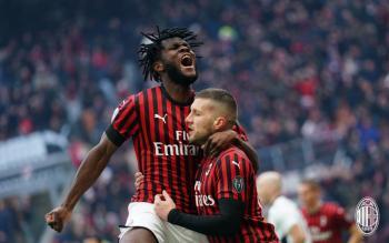 AC Milán vence de último minuto a Udinese en Liga de Italia