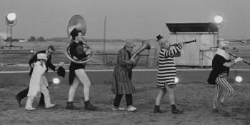 Los payasos de Fellini