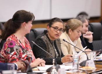 Fiscalización de apoyos que reciben universidades se realice a través de las auditorias estatales: Aleida Alavez
