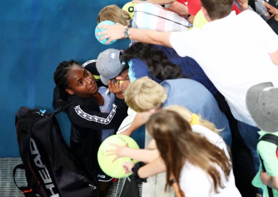 Coco Gauff de 15 años, elimina a Venus Williams en el Abierto de Australia