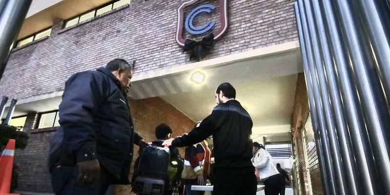 Abuelo del menor que disparó en el Colegio Cervantes estaría ligado al narco en Argentina