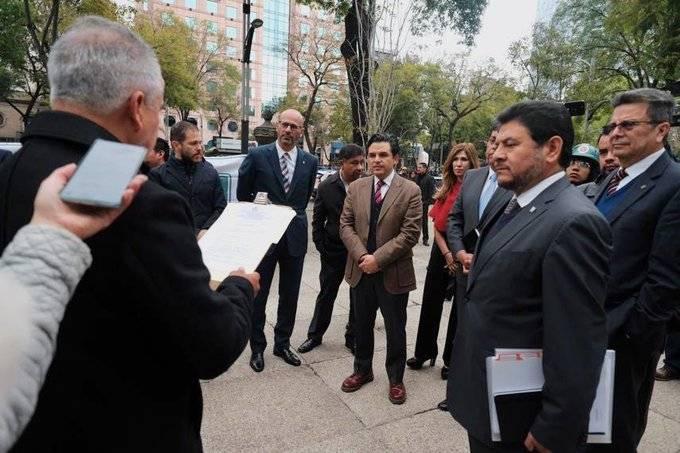 Dos mil 757 trabajadoras y trabajadores del IMSS participaron en macrosimulacro nacional