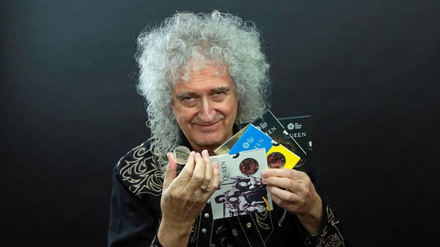 Lanzan moneda conmemorativa de Queen en Reino Unido