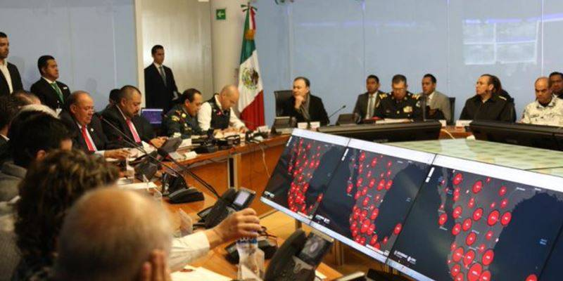 Estiman participación de 50 millones de mexicanos en macrosimulacro