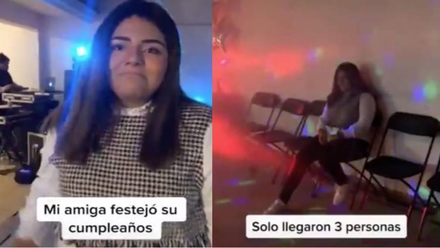 """Resultado de imagen para Organiza enorme fiesta de cumpleaños y sus """"amigos"""" no llegan a festejar"""