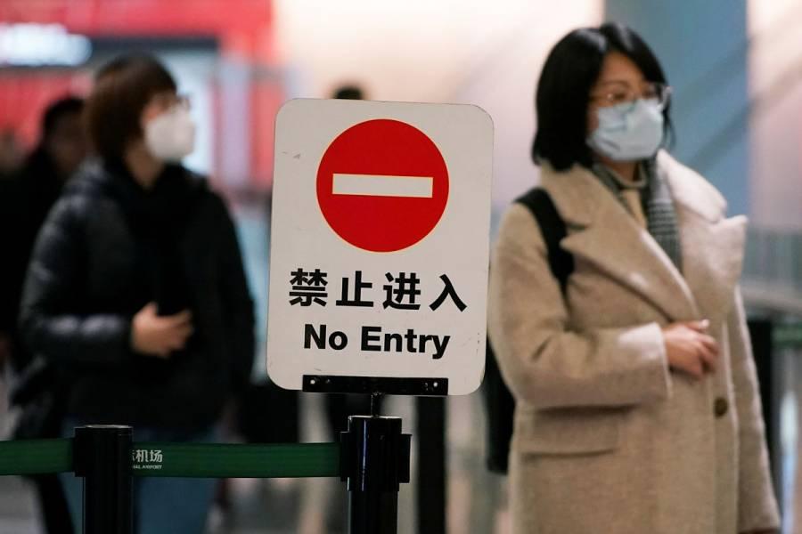 China confirma transmisión directa entre humanos de nuevo coronavirus