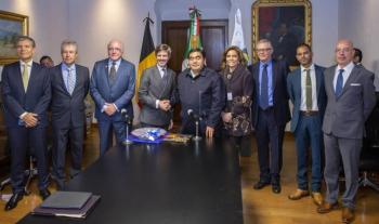 Puebla en condiciones para desarrollo de empresas: Barbosa