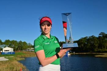 Mexicana Gaby López obtiene su segundo título en la LPGA