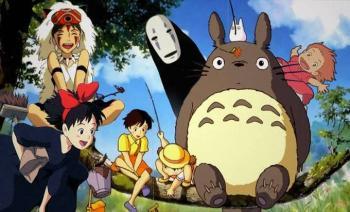 Netflix se queda con los filmes de Studio Ghibli
