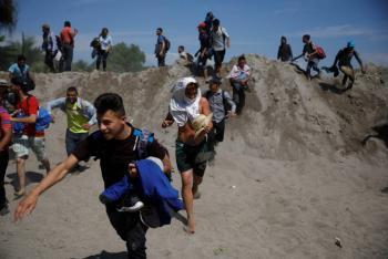 México anuncia arrestos y deportaciones a migrantes irregulares