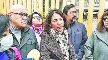 Paristas de Prepa 9 plantan a autoridades de UNAM
