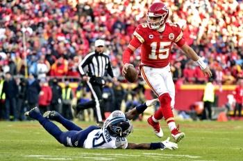 Por primera vez en 50 años vuelve Kansas al Super Bowl