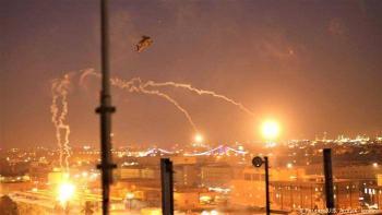 Impactan tres cohetes en las cercanías de la Embajada de Estados Unidos en Bagdad