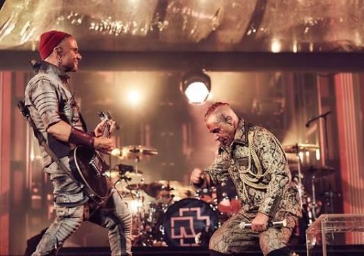 Rammstein regresa a la CDMX en septiembre