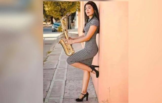 Dan de alta a maría elena, la saxofonista atacada con acido