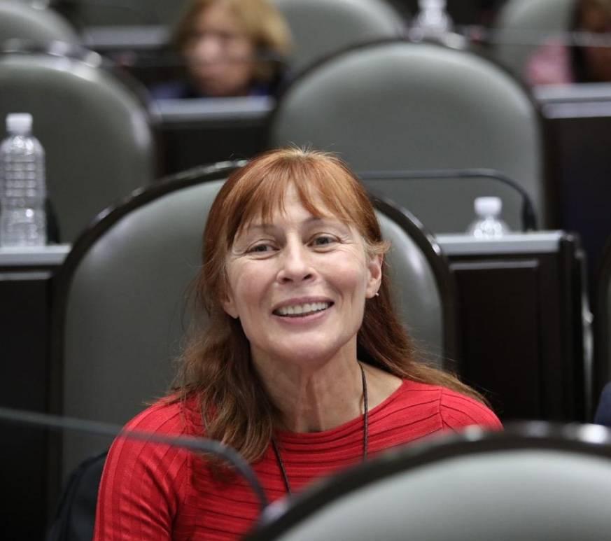 Tatiana Clouthier víctima de broma por foto de Mia Khalifa