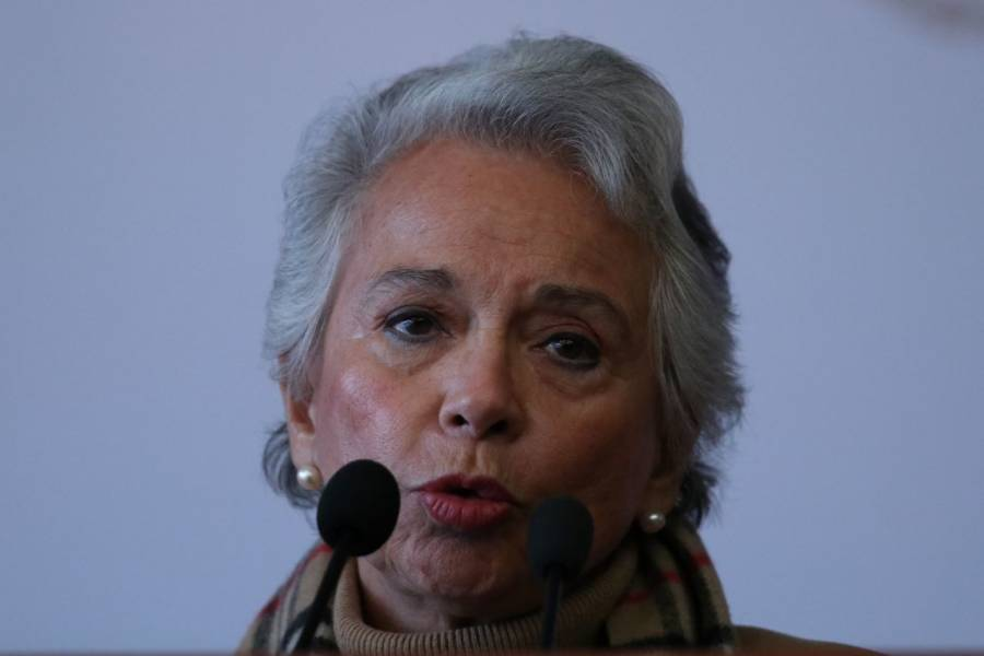 Señala Sánchez Cordero que la GN sólo ordenó a migrantes