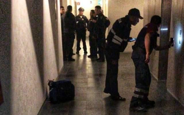 Deja tres muertos balacera en edificio de la Colonia Granada, en Miguel Hidalgo