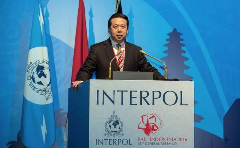 China condena a 13 años de prisión a expresidente de Interpol